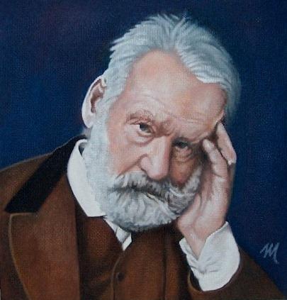 Victor Hugo by mario